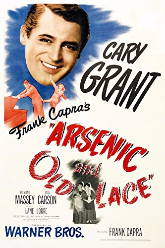 Arsenic And Old Lace Movie mini poster w/ FREE Gift