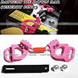 Battery Tie Down Bar Bracket Cherry Pink For