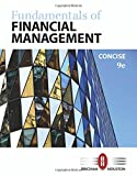 Fundamentals of Financial Management, Concise Edition 9th Edition