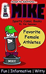 MIKE Favorite Female Athletes: Sports Comic Books (Top 10 Best Book 5)