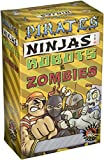 Rather Dashing Games Pirates, Ninjas, Robots & Zombies Board Game