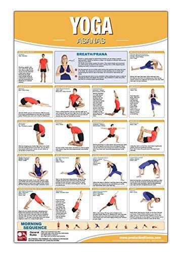Yoga Workout Chart - 6