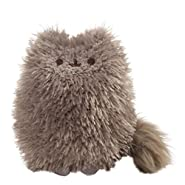 GUND Pusheen's Little Brother Pip Stuffed Animal Cat Plush, Gray, 7.5""