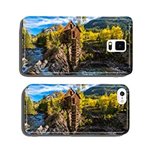 Autumn in Crystal Mill Colorado Landscape cell phone cover case Samsung S5