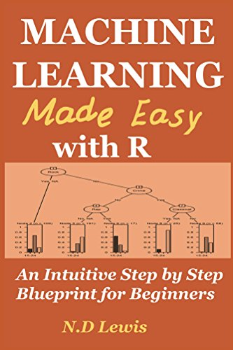 machine learning made easy with r an intuitive step by step 読書