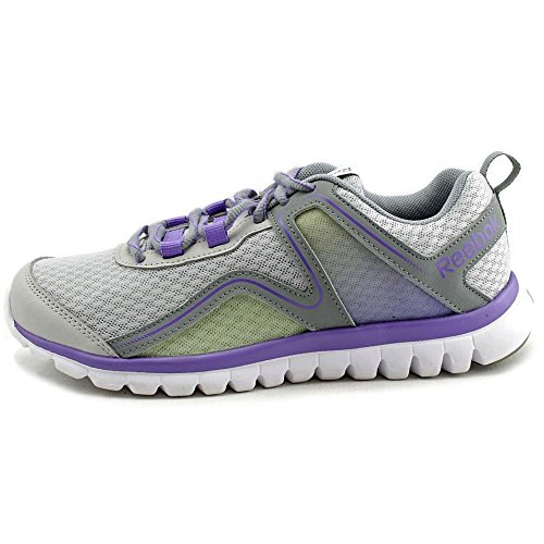 Escape Shoes M 0 Citrus 2 White V62061 Sublite Running 5 Lush Steel Grey Size Orchid Flat Reebok Grey 8 Glow 8wFx5Wq