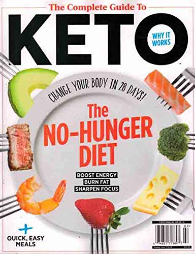 keto the no hunger diet
