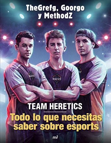 Team Heretics: Todo lo que necesitas saber sobre esports (4Y