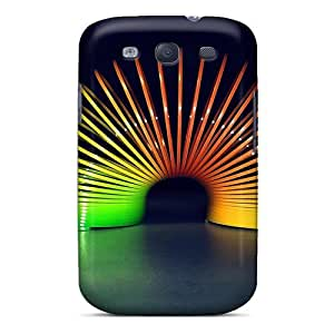 Case Cover Slinky Gauge/ Fashionable Case For Galaxy S3