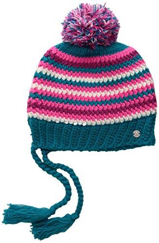 Spyder Girls Bittersweet Hat, One Size, Bluebird/Multi Color - Bluebird Bitter