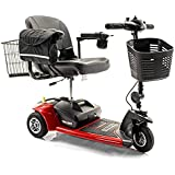 GO-GO Ultra X 3-Wheel Electric Travel Scooter Pride Mobility SC40X