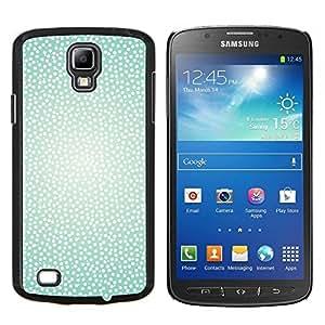Stuss Case / Funda Carcasa protectora - Teal feliz Luz linda de la nieve - Samsung Galaxy S4 Active i9295