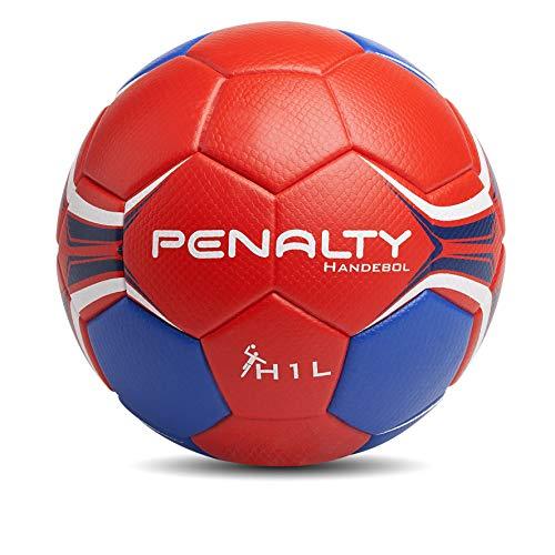 Bola De Handebol Hand Grip H1L Penalty 52 Cm Vermelho