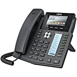 Fanvil X5S VoIP Phone, 3.5-Inch Color Display, 16