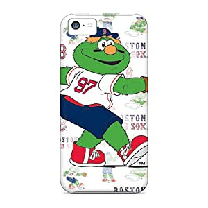 For SSizemore Iphone Protective Case, High Quality For Iphone 5c Mascots Skin Case Cover