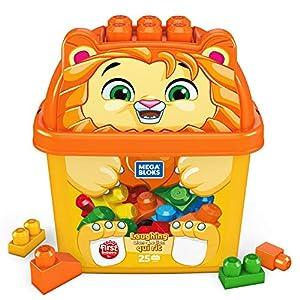 Mega Bloks Laughing Lion Bucket