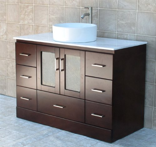 48 Bathroom Vanity Cabinet White Get Home Inteiror House Design