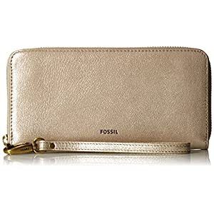 Fossil Emma Large Zip Wallet