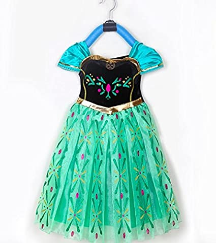 Buy Fancy Steps Children Dresses (Age 5 To 8 Years) For Girls Elsa Dress  Princess Online at Low Prices in India - Amazon.in 85e16d65e