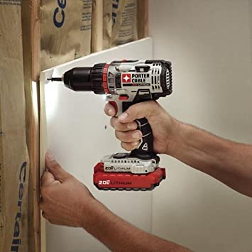 PORTER-CABLE PCCK600LB Power Drills product image 5