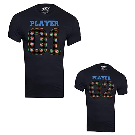 fc87eef70edc1 Bon Organik Black Player 01 02 Father Best Family Matching Father and Son  Tees-