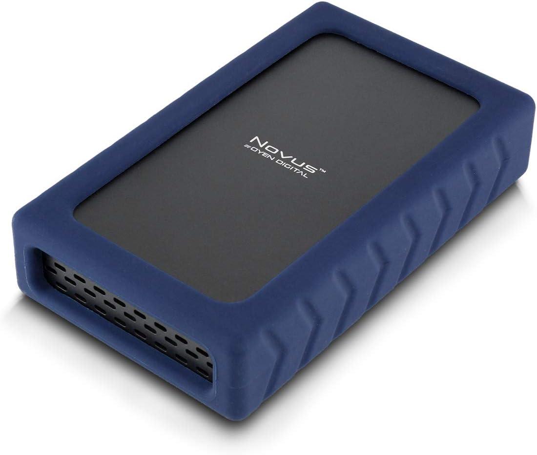 Novus 12TB External USB-C (3.1,Gen2) Rugged Desktop Hard Drive