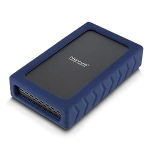 Novus 8TB External USB-C (3.1, Gen2) Rugged Desktop Hard Drive
