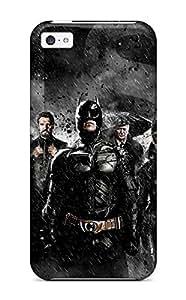 Excellent Design The Dark Knight Rises 10 Phone Case For Iphone 5c Premium Tpu Case by supermalls
