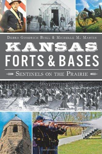 Kansas Prairie Flowers (Kansas Forts and Bases:: Sentinels on the Prairie Paperback February 19, 2013)