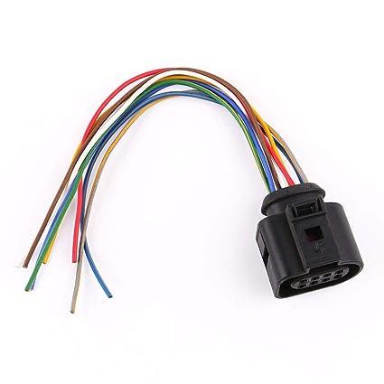 Arnés de enchufe eléctrico, conector de 8 pines 1J0973714, apto ...