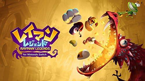 Ubisoft Rayman Legends for NINTENDO SWITCH JAPANESE IMPORT REGION FREE [video game]: Amazon.es: Videojuegos