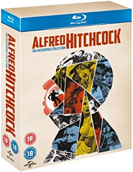 Alfred Hitchcock Masterpiece Collection on Blu-ray
