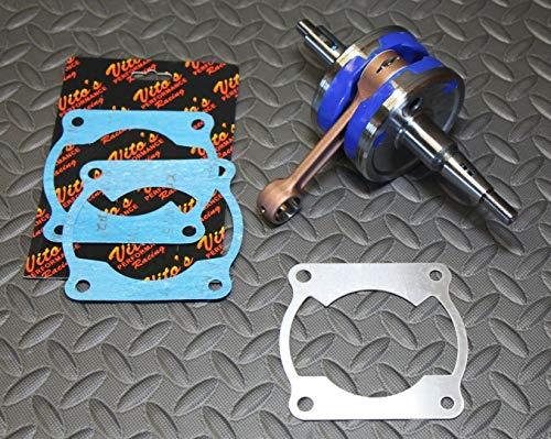 (Blaster Yamaha Crank Crankshaft Vito's / 3Mm Stroker Yfs200 And Bearings/Spacer)