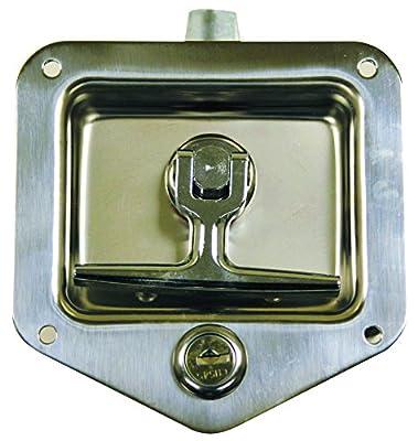 Buyers Products L8815 T-Handle Latch (Latch,T-Handle,Sst,Sgl Pt W/Gskt & Ch545)