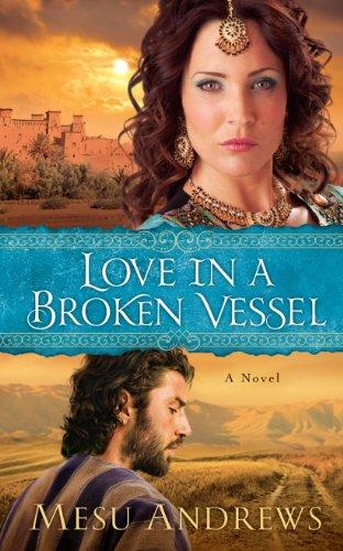 book cover of Love in a Broken Vessel