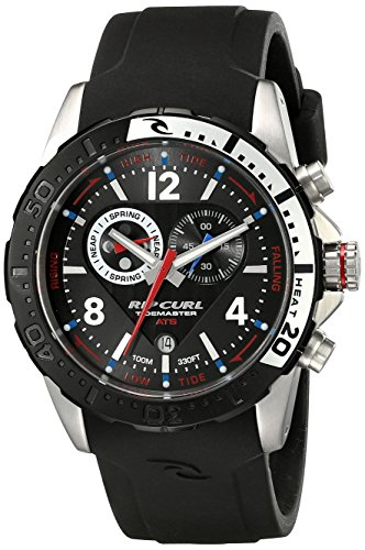 Rip Curl Men's A1115 Stainless Steel Dive Watch by Rip Curl