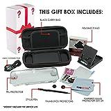 Protective Starter Kit for Nintendo Switch Lite