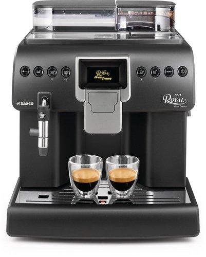 Saeco 10004691 - Cafetera automática Royal Gran Crema Espresso