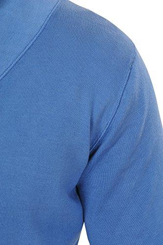 Kangra Cardigan Herren Blau 50