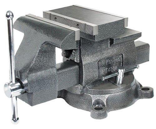 Ken-Tool 64800 KT4800 Professional Reversible Mechanics Vise, 8-Inch