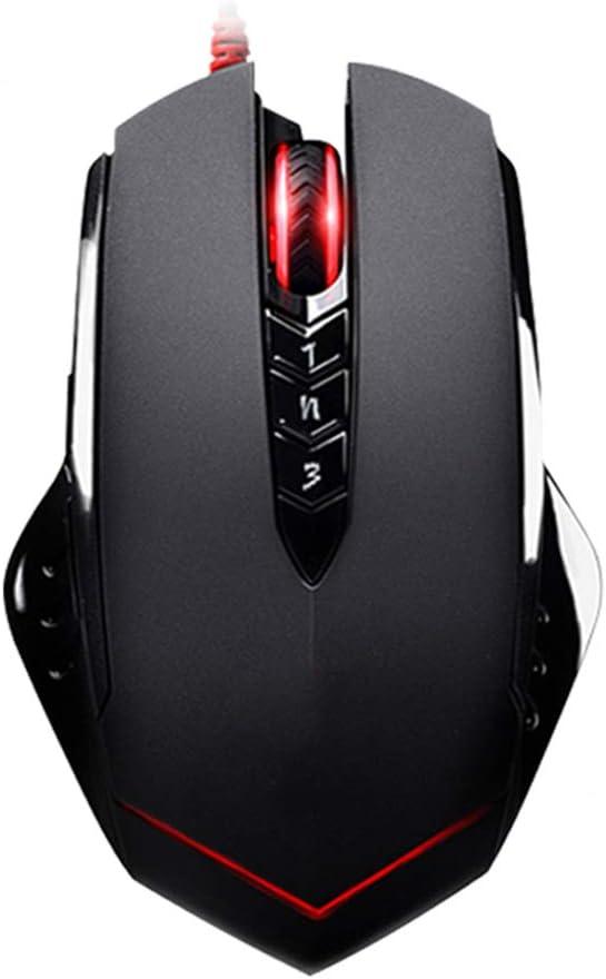 YL Mouse USB Cable Gaming Mouse Jedi Survival CF LOL Desktop Computer Laptop Universal Mouse
