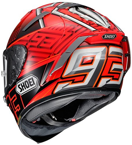 Shoei Marquez4 X-14 Sports Bike Racing Motorcycle Helmet - TC-1 / Large