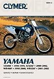 Yamaha YZ400F 1998-1999, YZ426F 2000-2002, WR400F 98-00 WR426F 0102 (Clymer Motorcycle Repair)