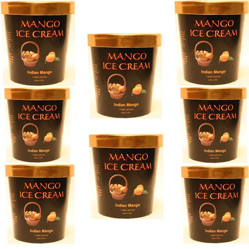 INDIAN MANGO ICECREAM by ZZ- Only The Best!!