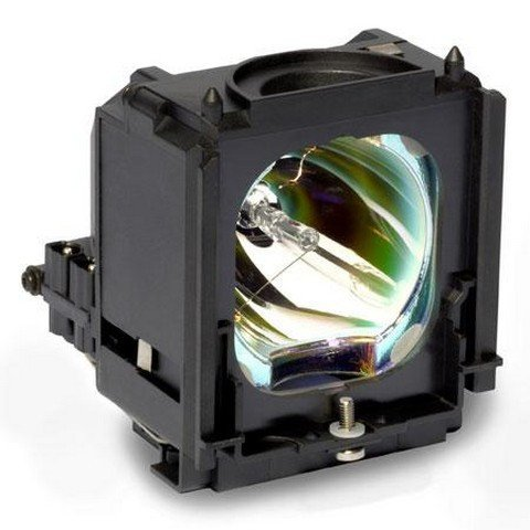 Samsung HL-S6187W TV Assembly Cage with High Quality Projector bulb (Samsung Projector Tv Lamp)