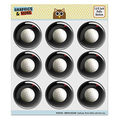 Golf Ball Moon Flag Golfing 1.5