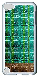 iPod Touch 5 Cases & Covers - Wet Icons PC Custom Soft Case Cover Protector for iPod Touch 5 - White