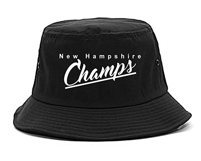 bf8c33c3 Amazon.com: NH New Hampshire Champs Champions State Script Bucket ...