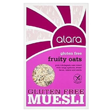 Alara Sin Gluten Fruity avena Muesli 500g