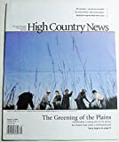 img - for High Country News, Volume 36 Number 14, August 2, 2004 book / textbook / text book